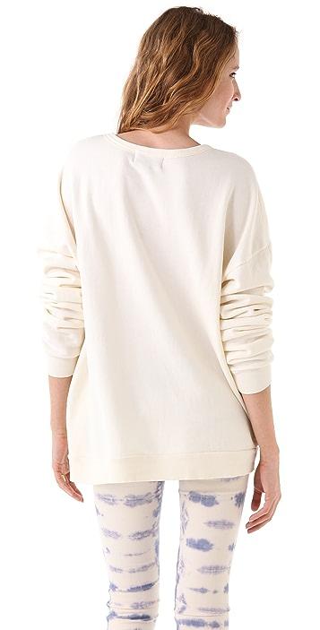 Wildfox Golden Potion Barefoot Sweatshirt