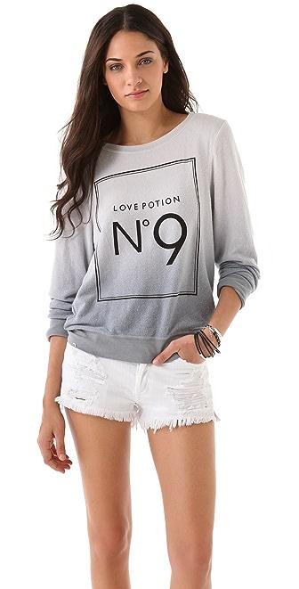 Wildfox Love Potion No 9 Sweatshirt
