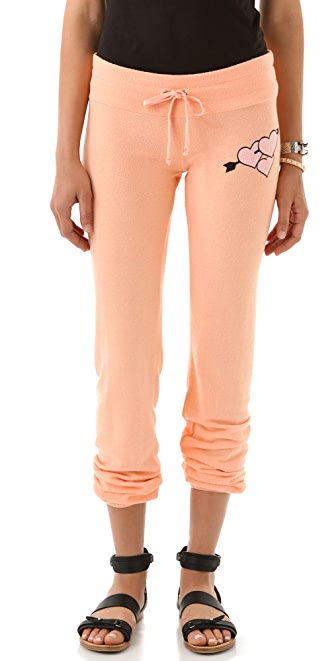 Wildfox Cupid Malibu Skinny Pants
