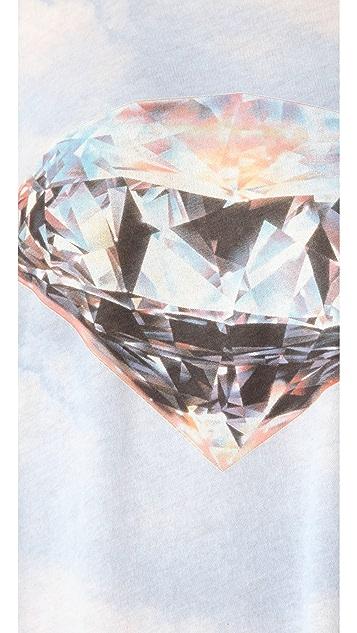 Wildfox Diamond in the Rough Tee