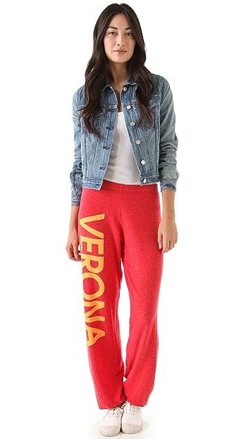 Wildfox Fair Verona Sweatpants