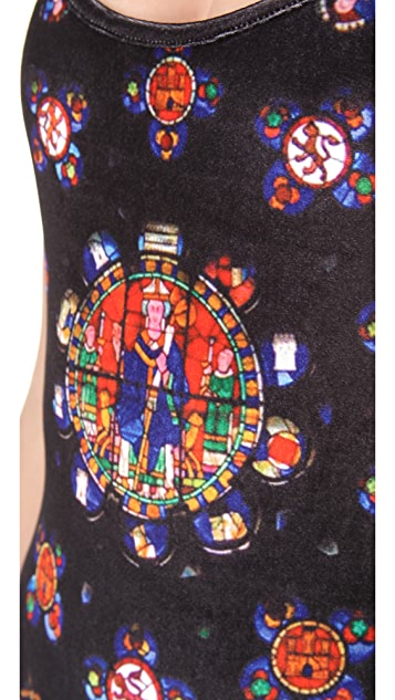 Wildfox Stained Glass Bodysuit