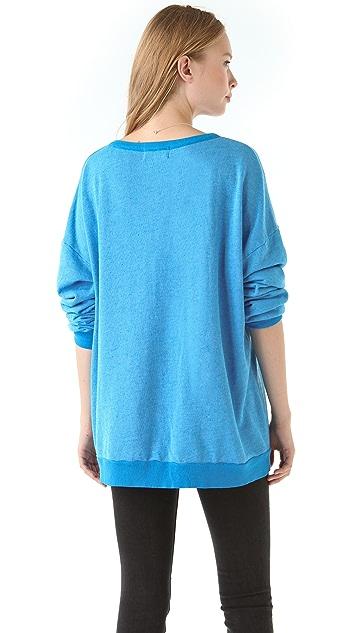 Wildfox Clare Barefoot Sweatshirt