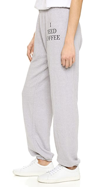 Wildfox Desperate Morning Sweats