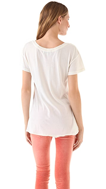 Wildfox Holy Crew Tee