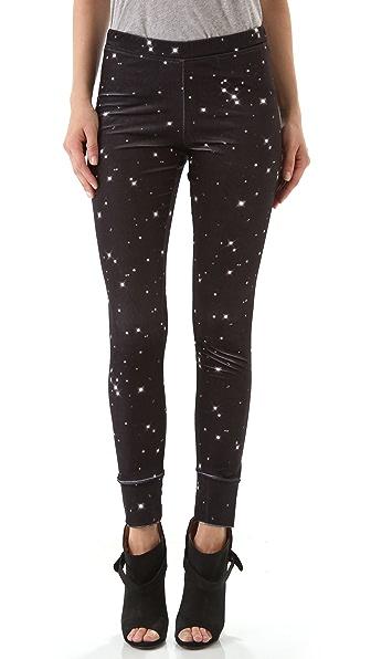 Wildfox Star Crossed Pajama Leggings