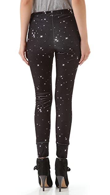 Wildfox Star Crossed Pajama Leggings