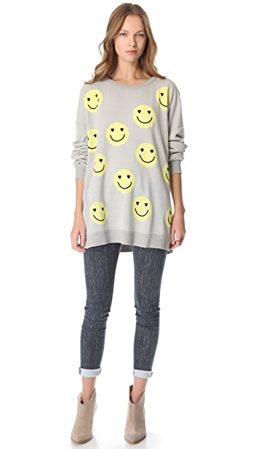 Wildfox All Smiles Sweatshirt