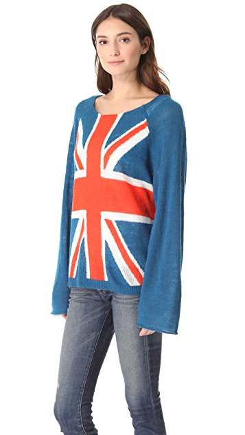 Wildfox Save the Queen Sweater