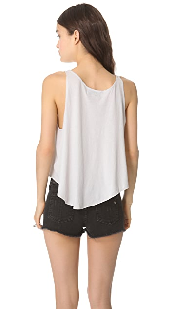 Wildfox Inside Out Cassidy Tank