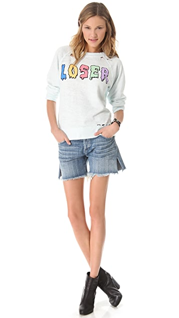 Wildfox Loser Baby Sweatshirt