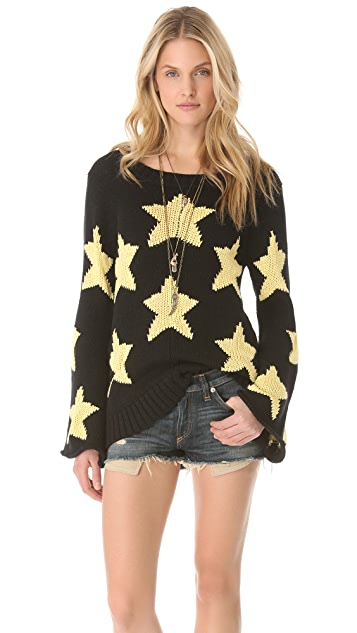 Wildfox Starry Eyed Sweater