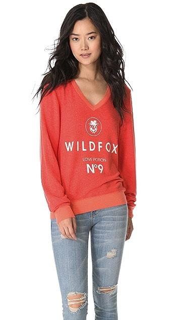 Wildfox Wildfox #9 Baggy Beach Sweater