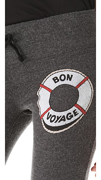 Wildfox Bon Voyage Bottoms