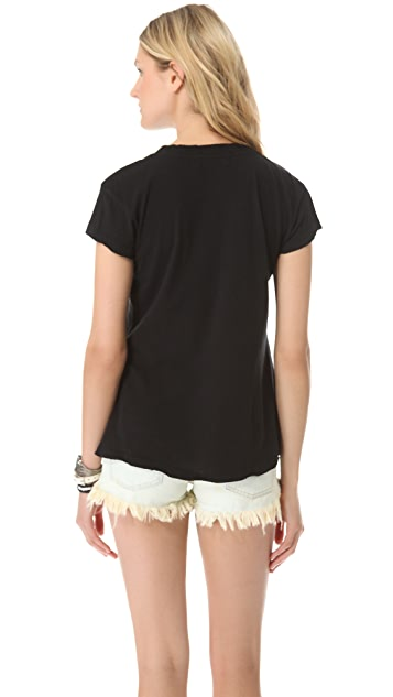Wildfox First Date Crew Neck Tee