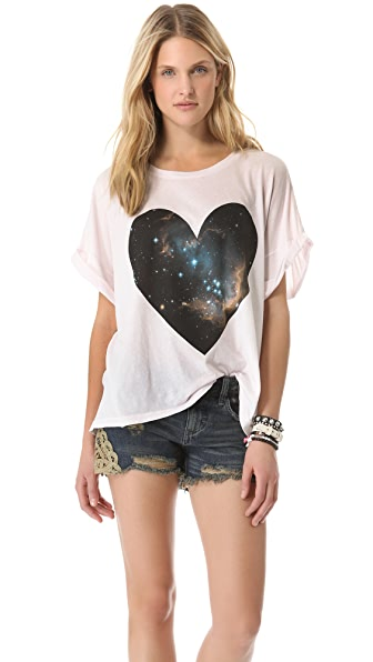Wildfox Guide to the Universe Boy Tee