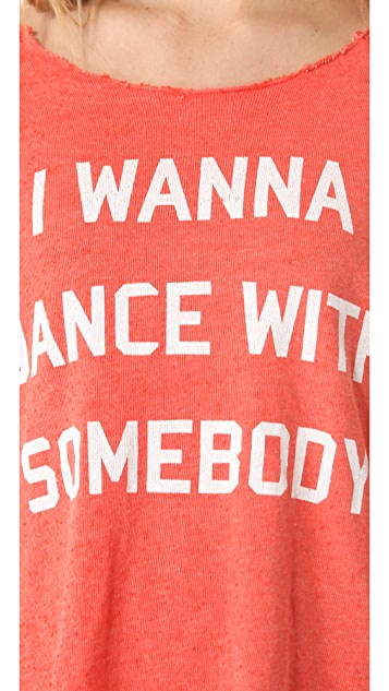 Wildfox Dance with Somebody Top