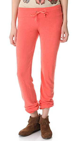 Wildfox Basic Skinny Sweatpants