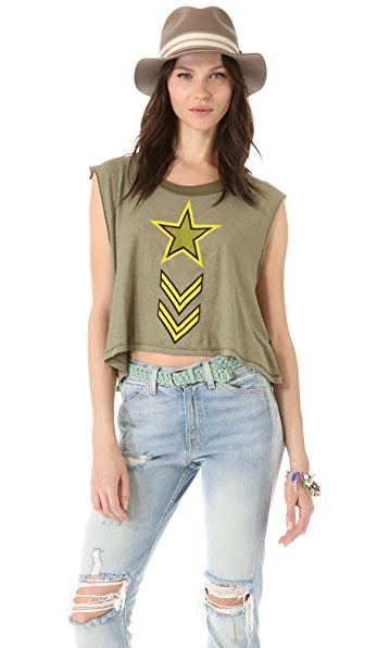 Wildfox Soldier Boy Tank