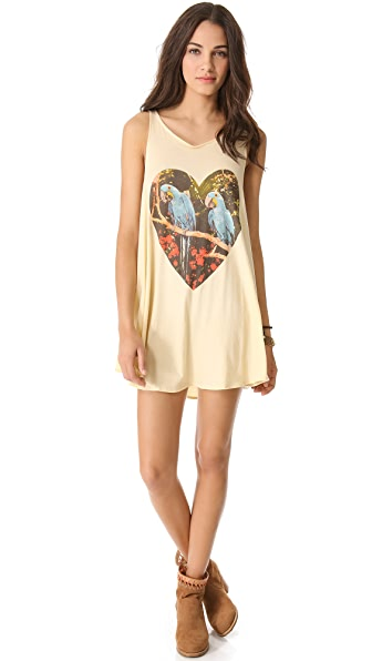 Wildfox Jungle Cassidy Tank Dress