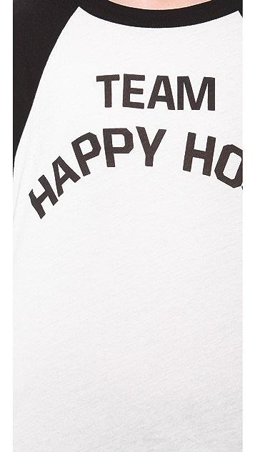 Wildfox Team Happy Hour Tee