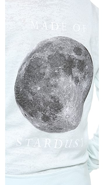 Wildfox Made of Stardust Track Jacket