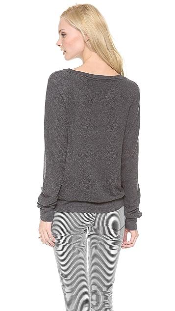 Wildfox New Year Baggy Beach Sweatshirt