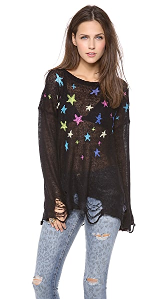 Wildfox Night Time Sweater