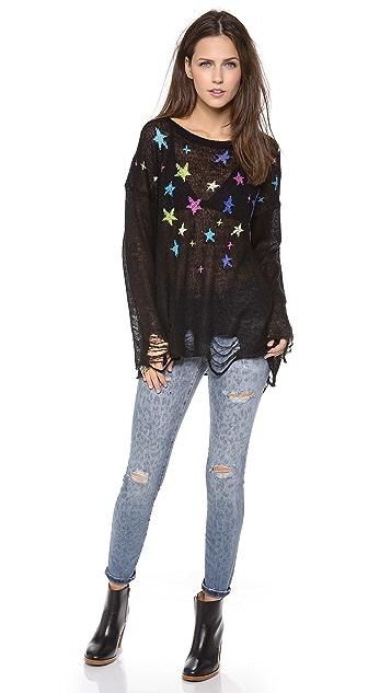 Wildfox Night Time Sweater