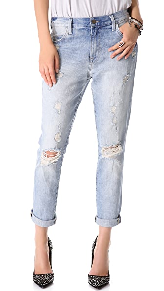 Wildfox Marissa Destroyed Boyfriend Jeans