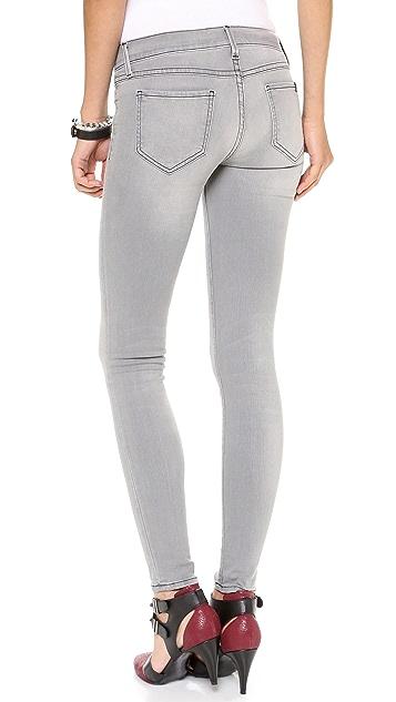 Wildfox Carmen Low Rise Skinny Jeans