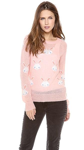 Wildfox Snow Bunny Sweater
