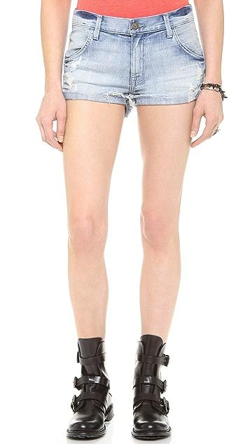 Wildfox Michelle Cut Off Shorts