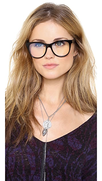 Wildfox Catfarer Spectacle Glasses