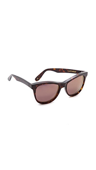 Wildfox Catfarer Deluxe Sunglasses