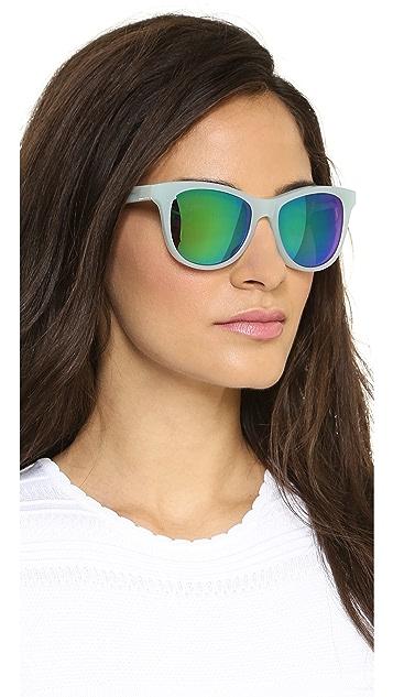 Wildfox Catfarer Deluxe Sunglasses