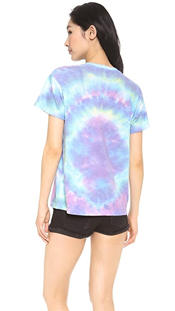 Wildfox Trevor Oversized T-Shirt