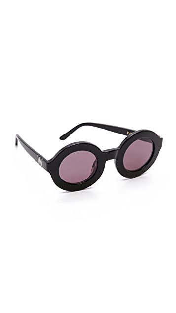 Wildfox Twiggy Sunglasses