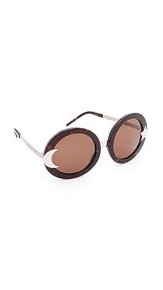 Wildfox Luna Sunglasses