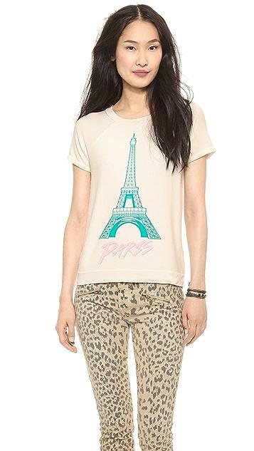 Wildfox Paris Tourist Tee