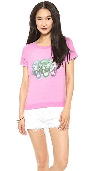Wildfox Triple Threat Tee