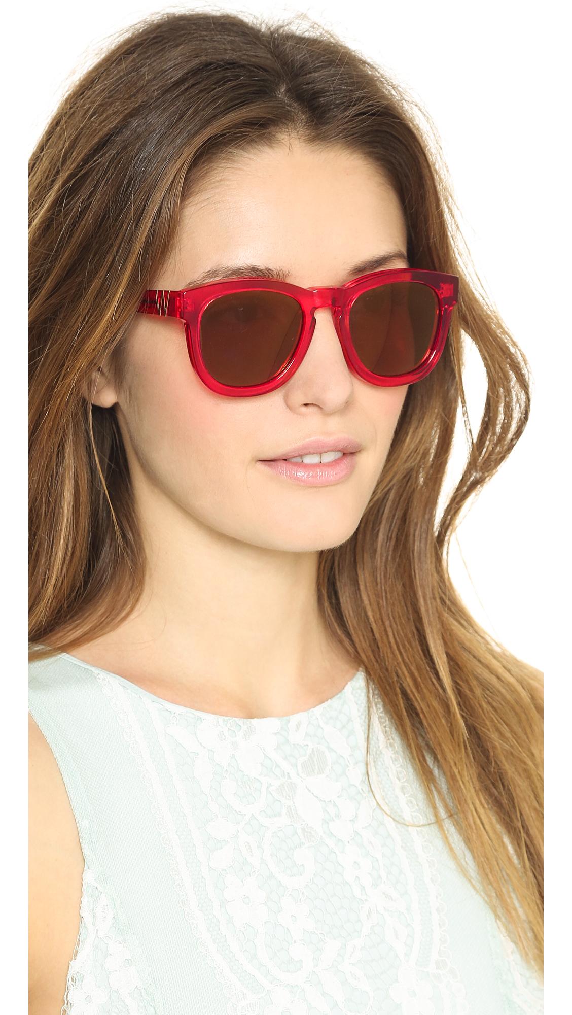 d733a7cabf2 Wildfox Classic Fox Deluxe Sunglasses