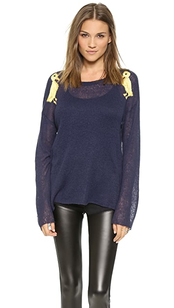 Wildfox Ducklings Sweater