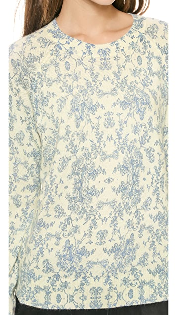 Wildfox Toile Sweater