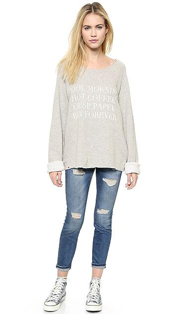 Wildfox Run Forever Sweatshirt