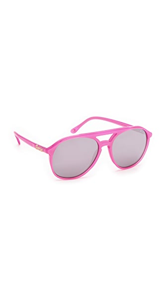 Wildfox Skipper Sunglasses