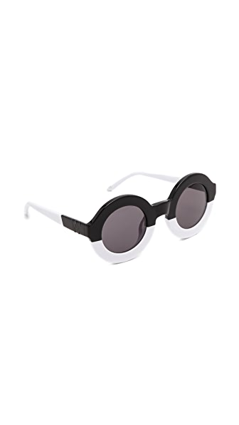 Wildfox Twiggy Factory Sunglasses