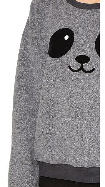 Wildfox Kawaii Panda Sweatshirt