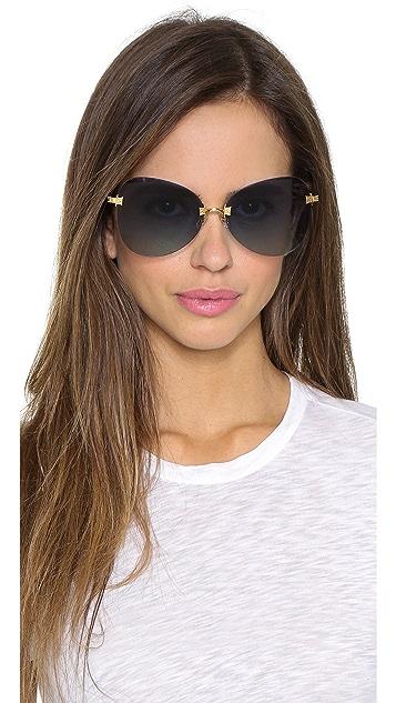 Wildfox Madame Sunglasses
