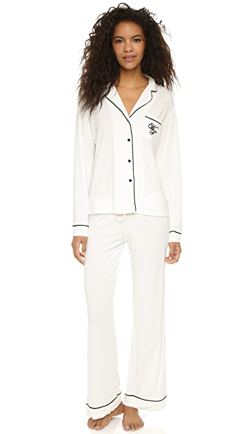 Wildfox Morning Person PJ Set